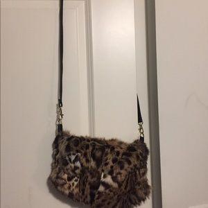Handbags - Cat fur bag/muff
